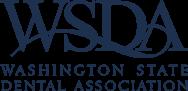 Washington State Dental Association Badge and Logo