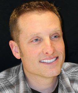 Glenn, an actual patient of Brookside Dental