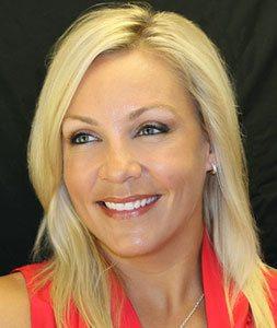 Kristie, an actual patient of Brookside Dental