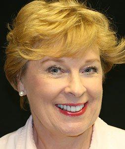 Loreli, an actual patient of Brookside Dental