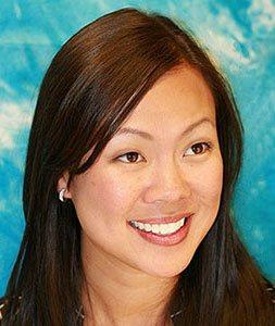 Nancy, an actual patient of Brookside Dental