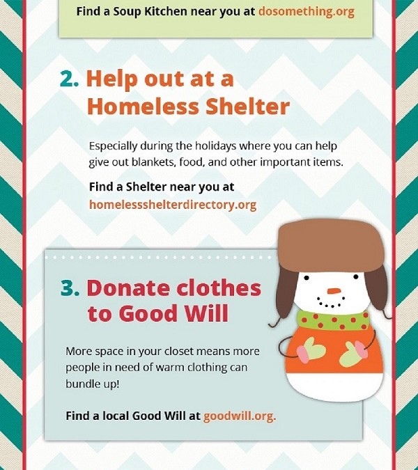 Helping Those in Need During the Holidays!