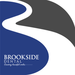 Brookside dental blog logo