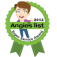 Angie's List Badge and Logo