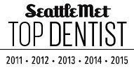 Seattle Met Logo