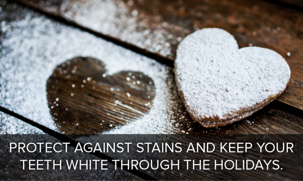 Red, Green, and White? Do's and Don'ts for maintaining a white holiday smile