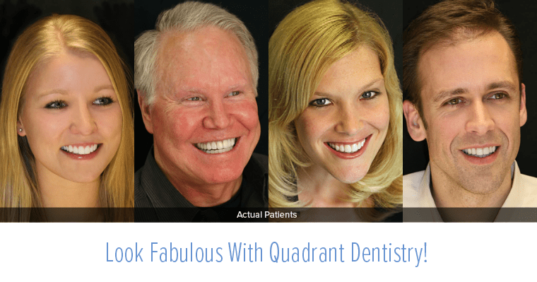 4 Benefits You Receive With Quadrant and Comprehensive Dentistry in Bellevue