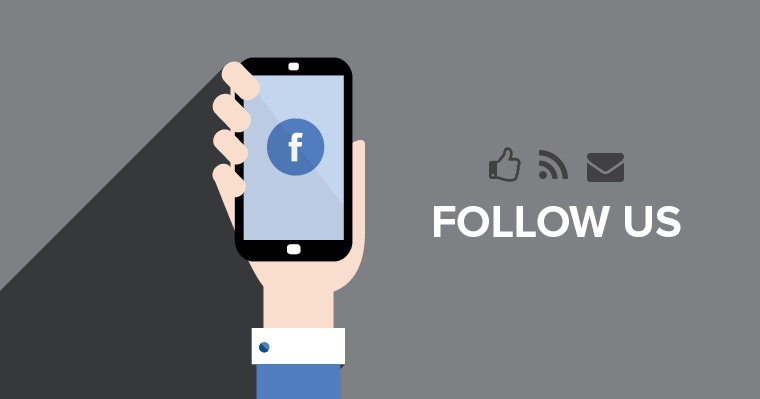 Learn why you should follow us on Facebook right away!