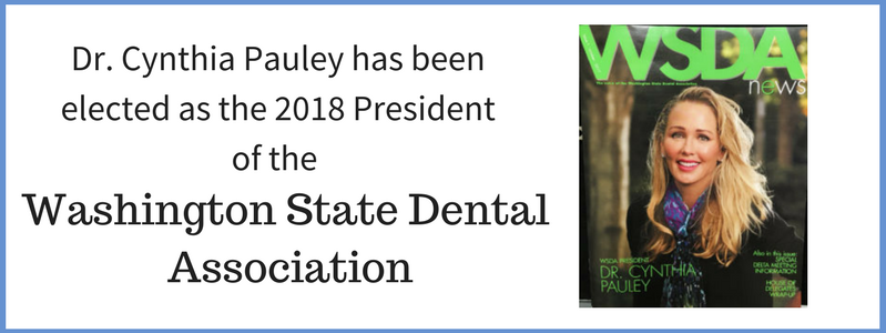 Dr. Cynthia Pauley has been elected as the 2018 President of the WSDA.