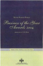 Better Business Bureau Award 2004