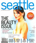 Seattle Magazine feb 2008