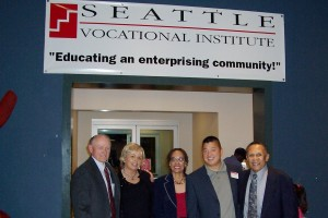 Seattle Vocational Institute Dental Clinic Has Annual Fund Raiser for the Dental Assistant Program